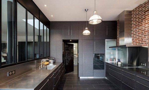 кухня 15 кв. метров 2017 года