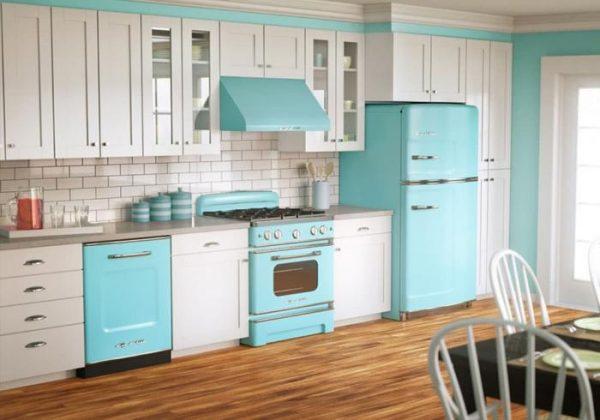 современный дизайн кухни 15 кв м