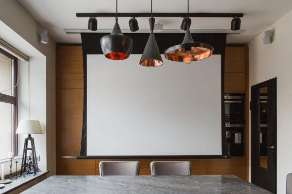 дизайн кухни 15 кв. метров 2017 года с