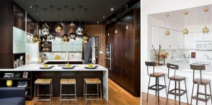Кухня в стиле модерн фото интерьер своими руками