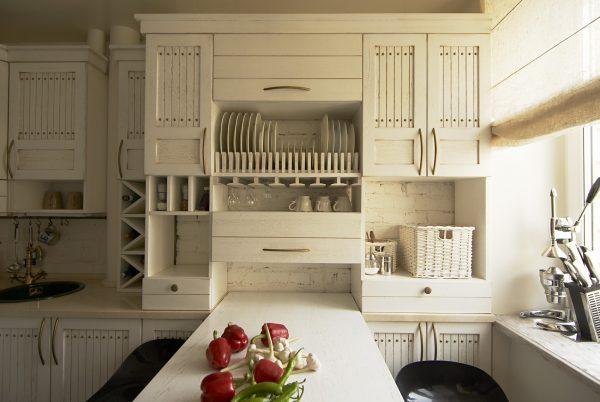 Дизайн кухни классика