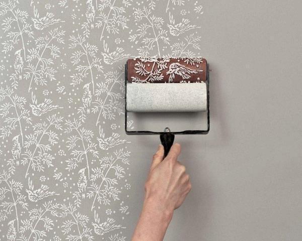 ремонт кухни - накаты на стенах