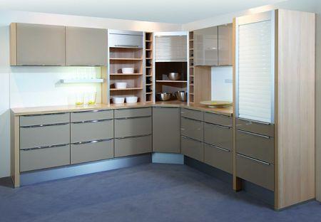 мебельные жалюзи на кухне