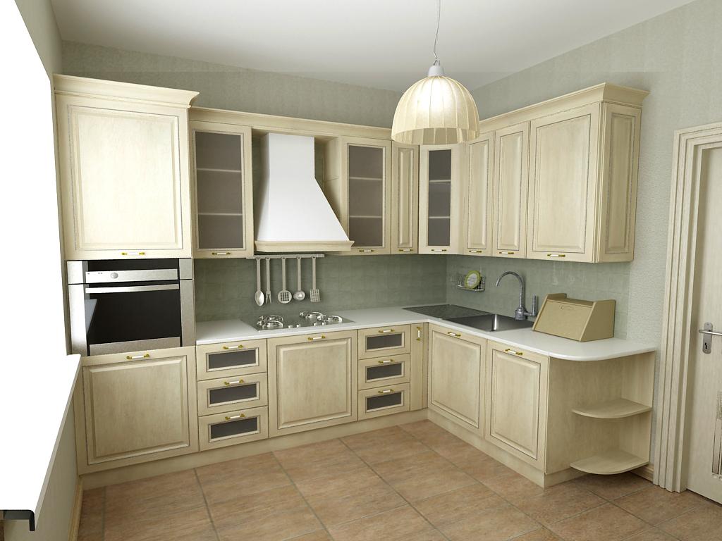 Угловые кухни для маленькой кухни фото для хрущевки с холодильником