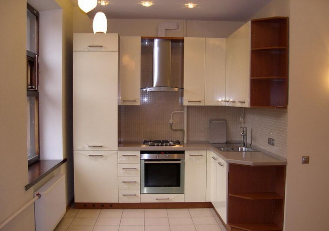 Дизайн кухни 9 кв м эконом класса