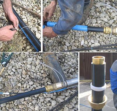 Насосы для скважин — виды и монтаж своими рукам, принципы работы разных системи